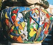 Tradescant Sculpture