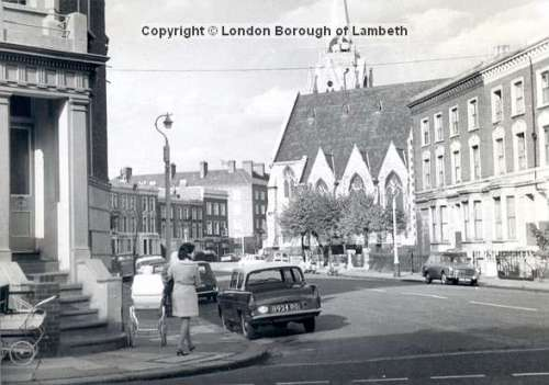 St Stephen's Terace, 1965