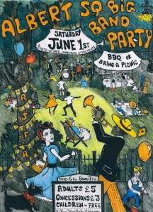 1 June poster